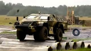 getlinkyoutube.com-КАМАЗ «ВЫСТРЕЛ   БУЛАТ»   Kamaz VYSTREL   BULAT  Armored troop carrier