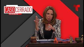 getlinkyoutube.com-Esposo golpea a su mujer, Casos Completos | Caso Cerrado | Telemundo