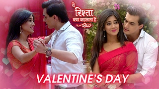 Kartik's Romantic SURPRISE For Naira On Valentine's Day | Yeh Rishta Kya Kehlata Hai