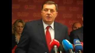 getlinkyoutube.com-SDP BiH Press konferencija Milorad Dodik - Zlatko Lagumdzija