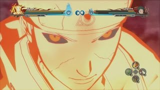 getlinkyoutube.com-Naruto Shippuden Ultimate Ninja Storm Revolution - KCM Minato vs Obito Uchiha (EPIC)
