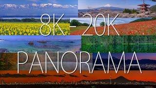 getlinkyoutube.com-[Ultra HD] 8K-20K Panorama Movies - 超高解像度パノラマ映像 -