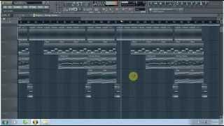 Làm beat trên FL Studio 11 - Remake beat Người Nói Đi - Thangzet