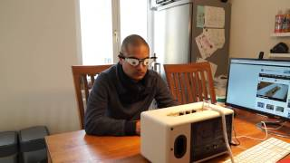 getlinkyoutube.com-Marshall Stanmore vs. Jabra Solemate Max im Blindtest mit Amir