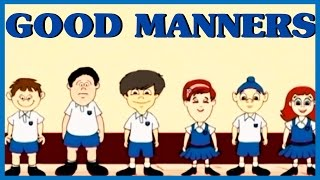 getlinkyoutube.com-Learn Good Manners for kids