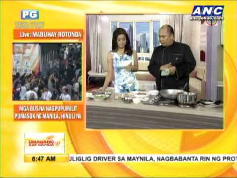 Recipe: Chef Tatung's Adobong Bisaya