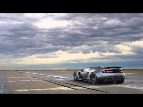 Venom GT 0 - 200 mph: 14.51 sec. World Record