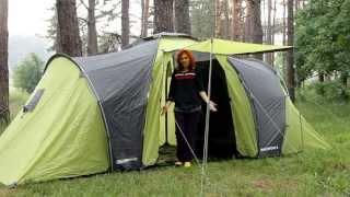Палатка Кемпинг Narrow 6 и Кемпинг Narrow 6 PE