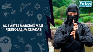 getlinkyoutube.com-As 8 Artes Marciais mais Perigosas já criadas