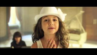 getlinkyoutube.com-Krisia, Hasan and Ibrahim - Planet Of The Children (Junior Eurovision 2014) - Official Video
