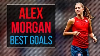 getlinkyoutube.com-Alex Morgan ● Best Goals In Career ● 1080p HD