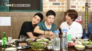 getlinkyoutube.com-130923 tvN TAXI part4.