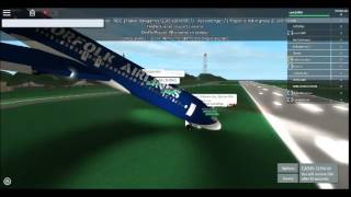 getlinkyoutube.com-Roblox Norfolk Flight NA1 (Part 2): Crash!