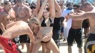 getlinkyoutube.com-Un día de playa por Miami Beach :)