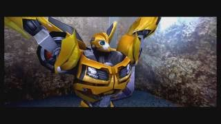 getlinkyoutube.com-Transformers Prime The Game Wii U stage 4