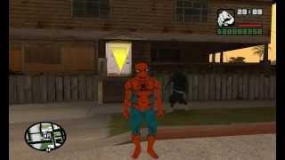 getlinkyoutube.com-Spiderman tiene un hermano en San Andreas - Loquendo