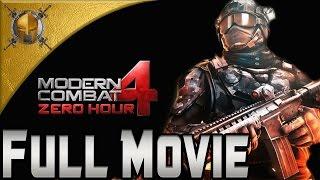 getlinkyoutube.com-Modern Combat 4 : Zero Hour (Android) - Full Movie - Extreme Walkthrough [1080p]