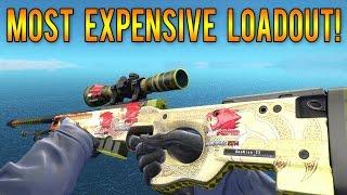 getlinkyoutube.com-CS GO - The Most Expensive Loadout