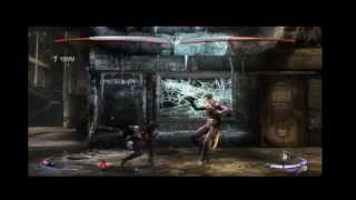 getlinkyoutube.com-Injustice Gods Among Us Raven vs Joker xbox 360 ps 3