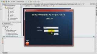 getlinkyoutube.com-Tutorial Programación pantalla de Acceso(Login) en JAVA Netbeans