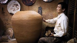 getlinkyoutube.com-Lee Kang-hyo 'Onggi Master' - film about a Korean potter