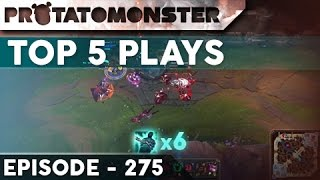 LOL Top 5 Plays Episode 275