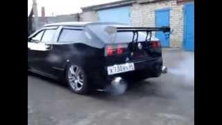 getlinkyoutube.com-ВАЗ 21099 Turbo Тюнинг своими руками