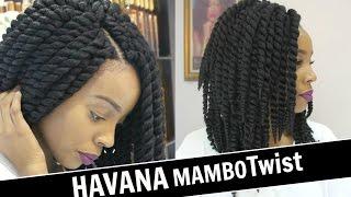 getlinkyoutube.com-Avec moi chez le coiffeur| Havana MamboTwist