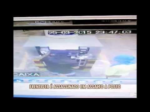 Frentista de posto de combustíveis é assassinado durante a madrugada em Governador Valadares