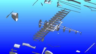 SolidWorks R/C Plane Assembly