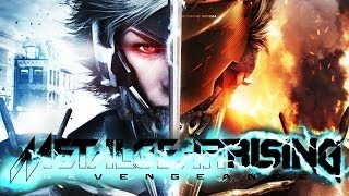 getlinkyoutube.com-Metal Gear Rising: Revengeance All Cutscenes (Game Movie) 1080p