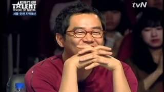 getlinkyoutube.com-드러머 김태현_Korea's Got Talent 2011 Audition EP5
