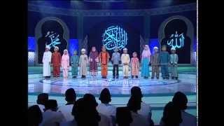 Tantangan Pertama Untuk Kelompok Ubay Bin Kaab - Hafiz Indonesia 2015