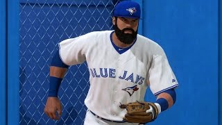 getlinkyoutube.com-MLB 15 The Show - Road To The Show #17 - Blue Jays Debut!