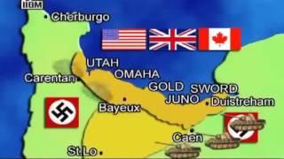 getlinkyoutube.com-Del desembarco Normandia a la toma de Berlin