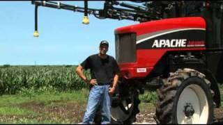 Apache Owner: Sprayer Improvements