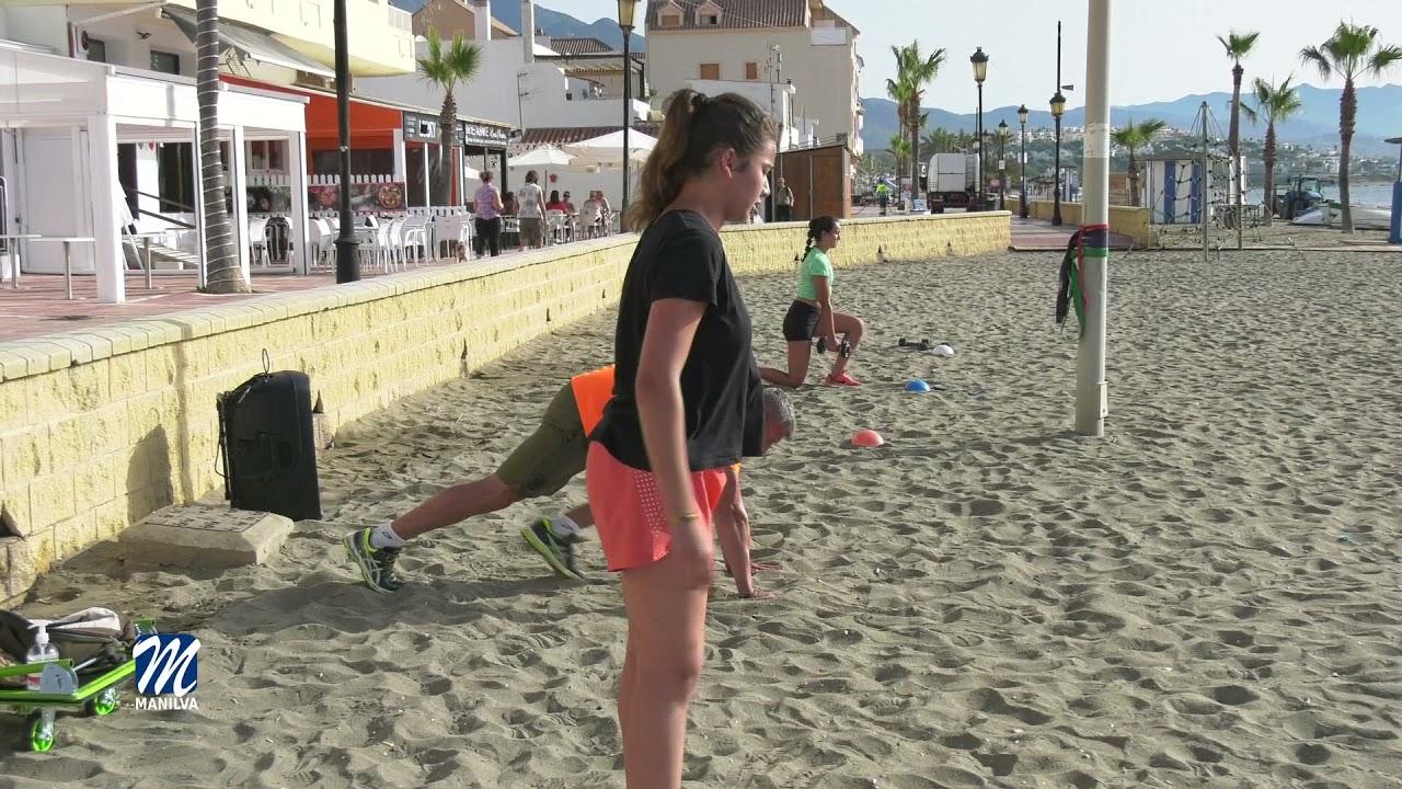 Vuelve el Beach Training a nuestro litoral