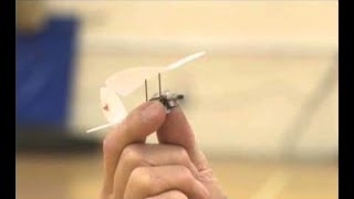 getlinkyoutube.com-World's Smallest Radio Controlled Model Plane