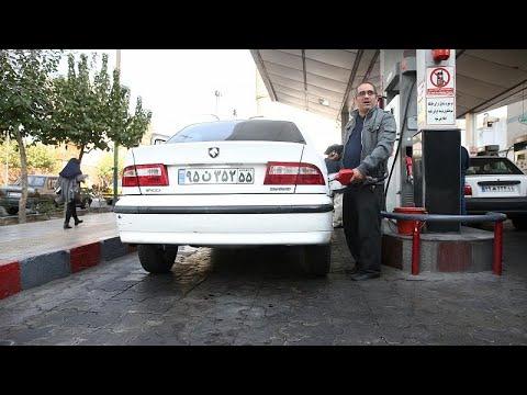 يورو نيوز:إيران: رفع كبير لأسعار البنزين