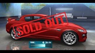 getlinkyoutube.com-Asphalt 8 buy Mazda RX 8 and MAX - Elite CAR ??