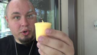 getlinkyoutube.com-Plazmatic Zippo Style Lighter Lighting A Candle & Cigar...As Requested By You :)