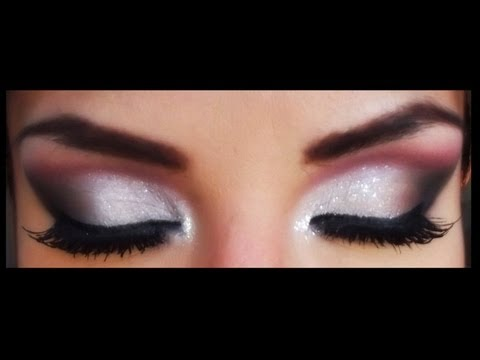 Maquillaje en Vino para fiestas/ Wine makeup for holidays