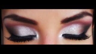 getlinkyoutube.com-Maquillaje en Vino para fiestas/ Wine makeup for holidays     auroramakeup