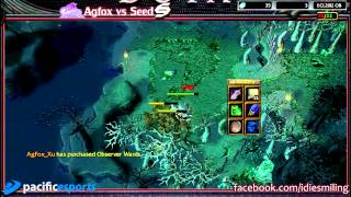 getlinkyoutube.com-[ECL2012] Agfox vs Seed