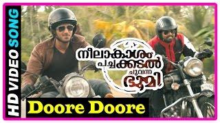getlinkyoutube.com-Neelakasham Pachakadal Chuvanna Bhoomi Movie | Songs | Doore Doore song | Dulquer | Sunny