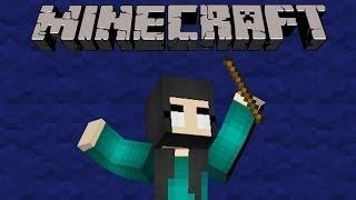 If Herobrine was a Girl - Minecraft Machinima