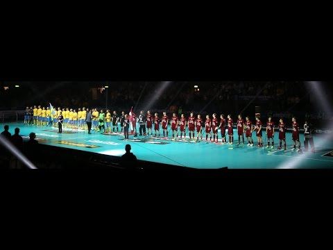 Men's WFC 2014 - SWE v LAT