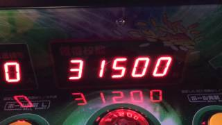 getlinkyoutube.com-【メダルゲーム】GINGAAAN穴塞ぎイベント500betプレイ!