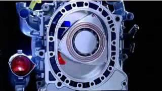 getlinkyoutube.com-Motor rotativo Mazda RX-8 (renesis)