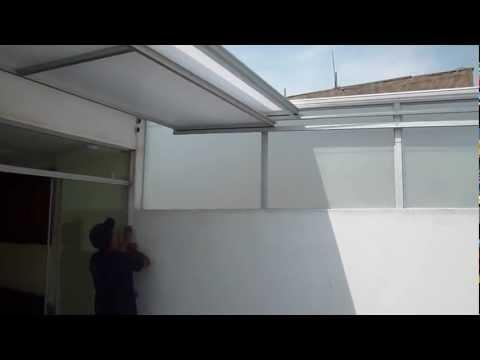 VIDEO DE TECHO CORREDIZO